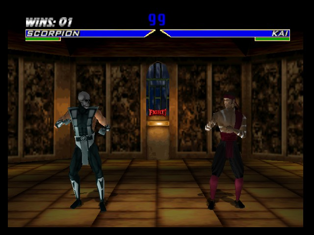 Mortal Kombat 4 - How cool is this!....? - User Screenshot